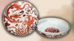 20100612收藏马未都视频和笔记:粉盒,唐朝粉盒,胭脂,果盒,香薰盒