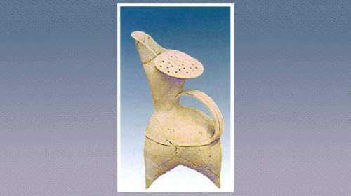 白陶封口�h的图片,尺寸,器形,特征