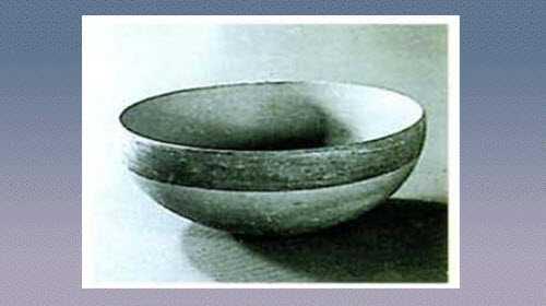 刻符号彩陶钵的图片,尺寸,器形和特征