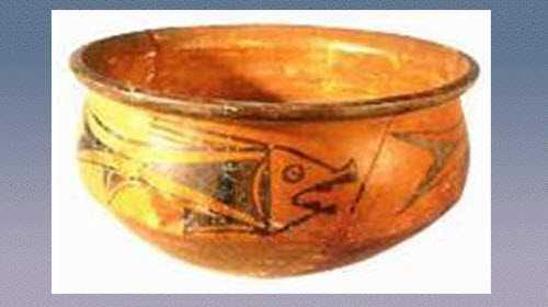彩陶与原始陶的区别