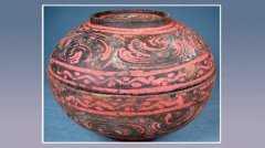 彩绘陶的特点,典型器形,代表作和简单鉴