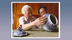 收藏鉴定古瓷的诀窍:多看、多记、多动手