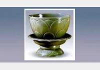 秘色瓷的名字由来,出土器皿,颜色和特征