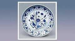 宣德官窑青花瓷的特点,胎质,胎体,釉面