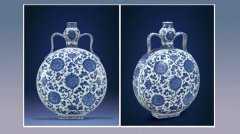 绶带葫芦扁瓶的鉴定方法和特征