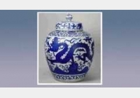 嘉靖青花瓷的鉴定方法和特征