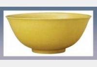 黄釉的特点,年代,成分和釉色