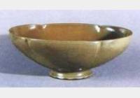 越窑海棠式碗的图片,尺寸,年代,特征,纹饰