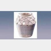 越窑绳索纹罐的图片,尺寸,年代,特征,纹饰