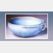 钧窑月白釉单柄洗的图片,尺寸,年代,特征