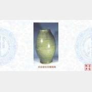龙泉窑划花橄榄瓶的图片,估价,成交价,尺寸,年代,特征