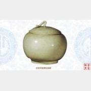 定窑刻莲瓣纹盖罐的图片,尺寸,年代,特征,纹饰