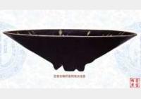 28万的定窑白釉印鱼鸭戏水纹盘的图片,估价,成交价,年代,特征