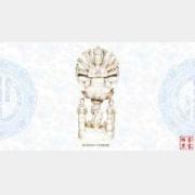 德化窑白瓷十八手准提座像的图片,年代,特征,尺寸,纹饰