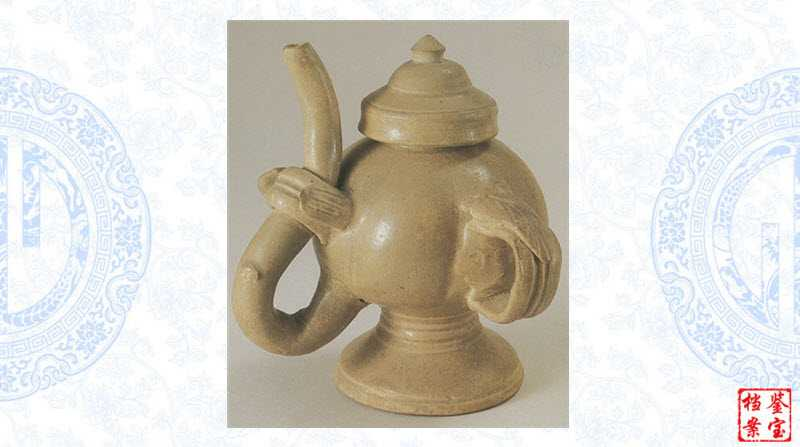 瓯窑的历史,瓯窑瓷器特点,器形特征