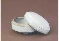 唐定窑白釉盒的图片,特点,年代,鉴赏,馆藏