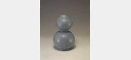 金元钧窑天蓝釉葫芦瓶的图片,特点,年代,鉴赏,馆藏
