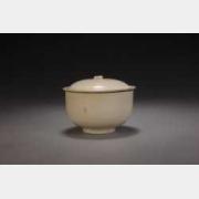 北宋定窑白釉盖缸的图片,特点,年代,鉴赏,馆藏