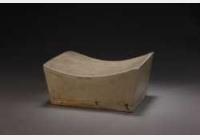 金定窑白釉印花海水鱼纹长方枕的图片,特点,年代,鉴赏,馆藏