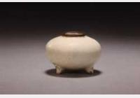 元磁州窑仿定窑白釉水丞的图片,特点,年代,鉴赏,馆藏