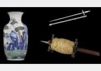 20120701一槌定音视频和笔记:风筝桄子,王震王一亭,灯笼瓶,西洋剑