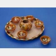 唐三彩杯盘的图片,特点,年代,鉴赏,馆藏