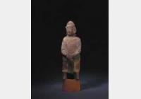 南宋三彩武士俑的图片,特点,年代,鉴赏,馆藏