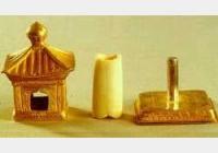 20041018国宝档案视频和笔记:法门寺(1),佛指舍利,金银器,地宫