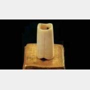 20041021国宝档案视频和笔记:法门寺(4),佛指真身舍利,玉制影骨