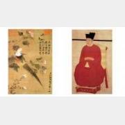 20041022国宝档案视频和笔记:芙蓉锦鸡图,宋徽宗,瘦金书,赏析故事