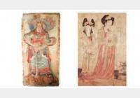 20041104国宝档案视频和笔记:汉白玉彩绘武士浮雕像(上),王处直