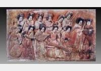 20041105国宝档案视频和笔记:汉白玉彩绘武士浮雕像(下),拍卖追回