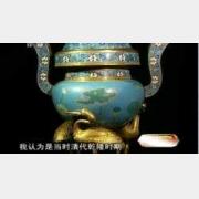 20111029寻宝视频和笔记:走进苏州同里(上),袁江,沈寿,盘,香炉