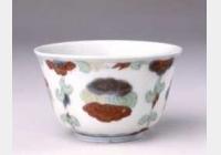 明成化斗彩灵云纹杯的图片,特点,年代,鉴赏,馆藏