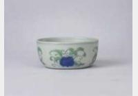 明成化斗彩折枝花纹浅杯的图片,特点,年代,鉴赏,馆藏