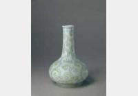 明成化斗彩蔓草纹瓶的图片,特点,年代,鉴赏,馆藏