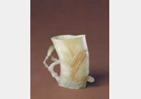 明青玉竹节杯的图片,特点,年代,鉴赏,馆藏