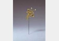 清金镶宝石蜻蜓簪的图片,特点,年代,鉴赏,馆藏