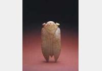 汉玉蝉的图片,特点,年代,鉴赏,馆藏