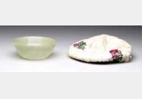 清青玉碗(8)的图片,特点,价格,鉴赏,馆藏