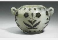 清青玉罐(蒙兀儿帝国双柄罐)的图片,特点,价格,鉴赏,馆藏