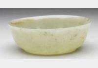 清青玉碗(12)的图片,特点,价格,鉴赏,馆藏