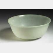 清青玉撇口碗(1)的图片,特点,价格,鉴赏,馆藏