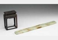 清青玉镇纸的图片,特点,价格,鉴赏,馆藏