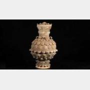 20121201收藏马未都视频和笔记:郎窑红盘,玉壶春瓶,郎窑绿梅瓶