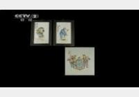 20140420一槌定音视频和笔记:瓷板画,高浮雕翡翠瓶,磁州窑青绿瓶