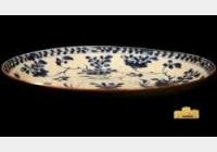 20130210寻宝视频和笔记:我有传家宝(一),青花盘,黼黻砚,缝纫机