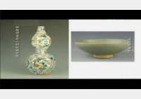 20140504一槌定音视频和笔记:元代钧窑碗,清樟木雕花板,于非闇