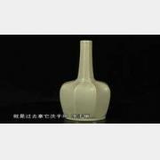20130727收藏马未都视频和笔记:八棱净瓶,越窑青釉,双龙尊,花口钵