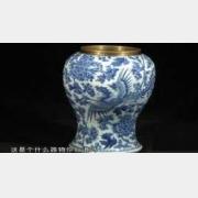 20130817收藏马未都视频和笔记:唐三彩,明犀角杯,方斗,官窑渣斗